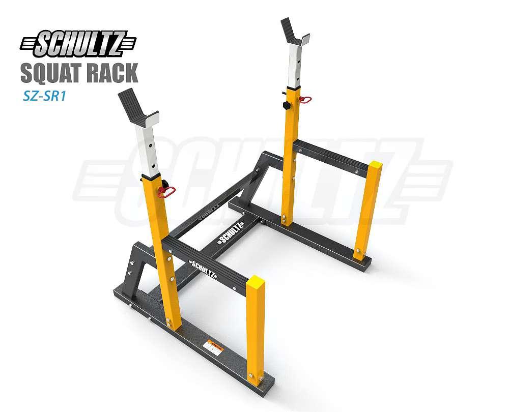squat rack india