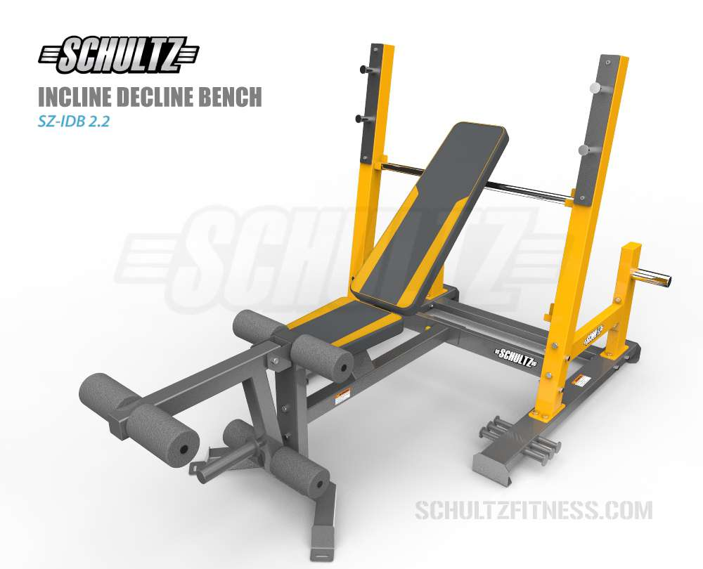 Bench press - Incline and decline bench press ...