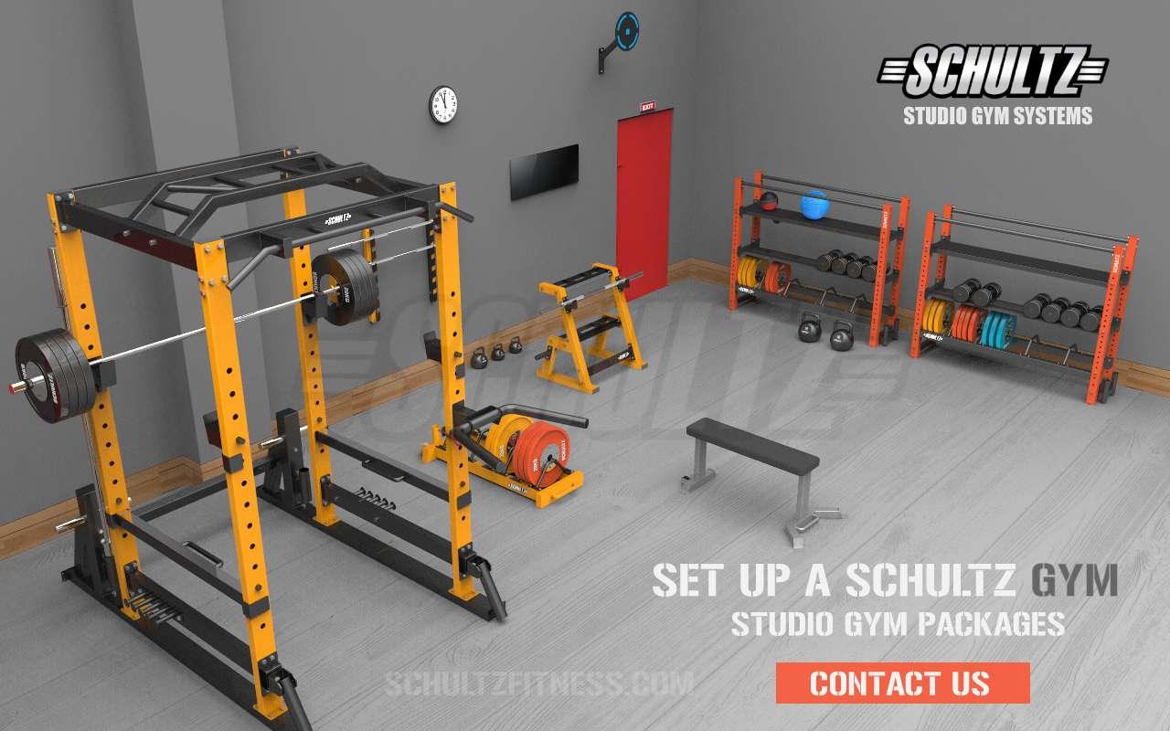 Gym equipment manufacturer in india schultz power rack