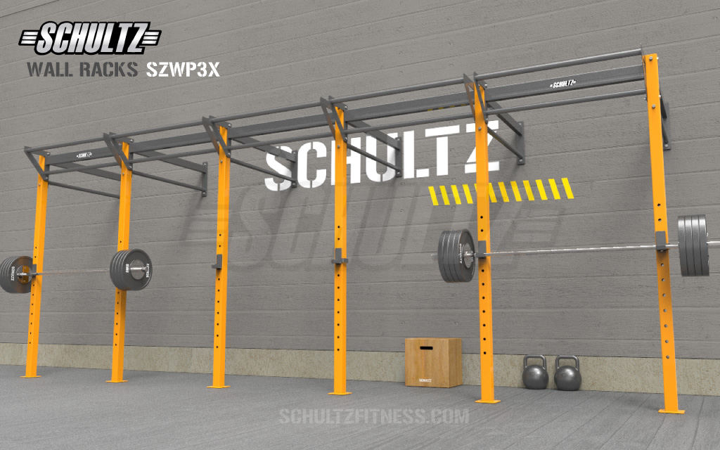 wall mounted squat station