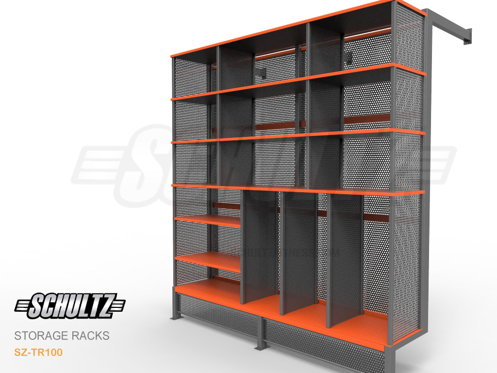crossfit utility storage rack